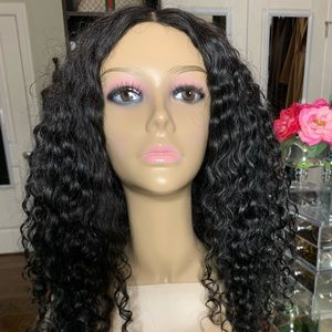 Accessories - Curly unit (wig)